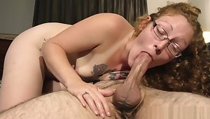 Redhead MILF Ivy McNea compilation feat pulsating bushwa cum in mouth clips
