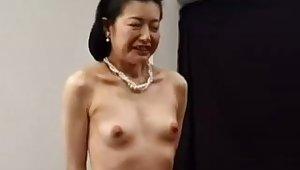 Midget Asian Japanese Granny Fucked Less Toys 6