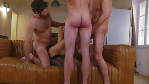 Tanya french mummy very first group with the addition of mass ejaculation
