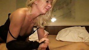 blonde reife